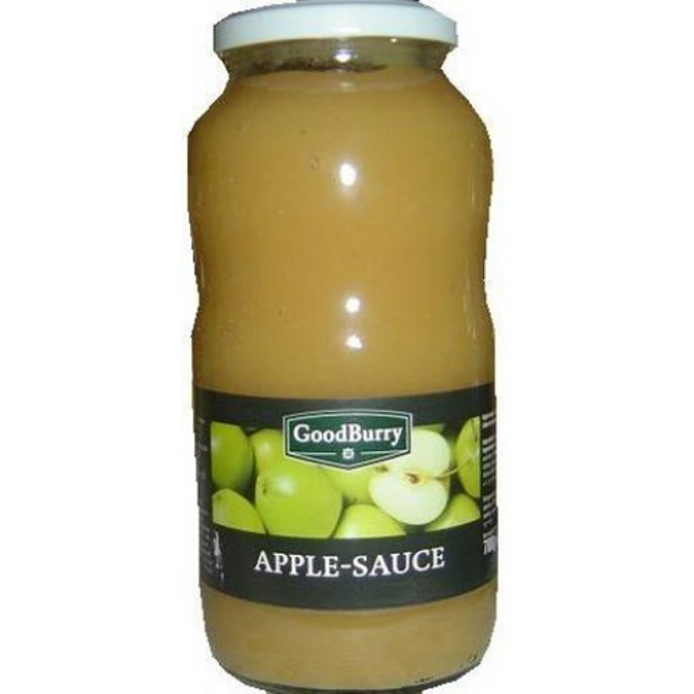 Picture of GOODBURRY APPLE SAUCE 700G