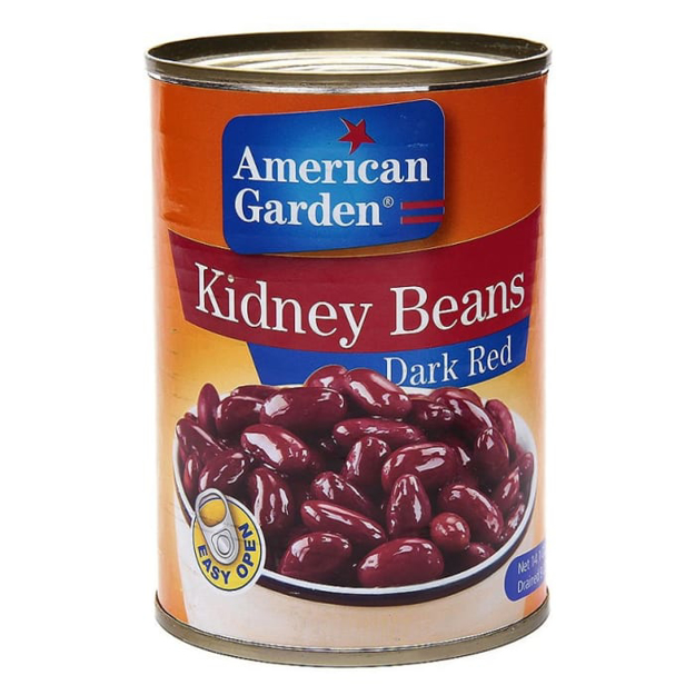 Picture of AMERICAN GARDEN KINDEY BEANS 260G
