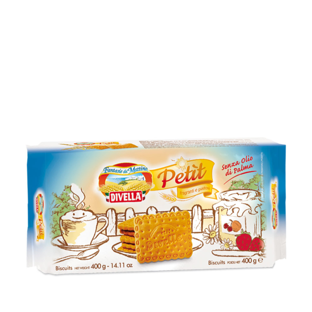 Picture of DIVELLA PETIT BISCUITS 400G