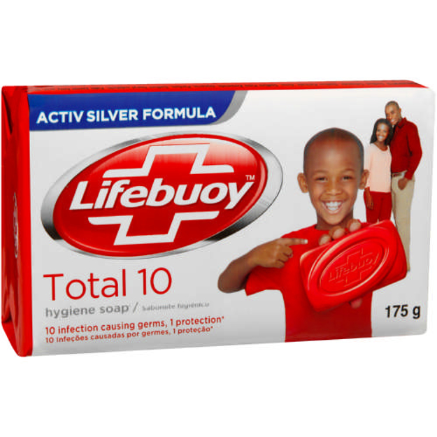 Picture of LIFE BOY CARE TOTAL 10 SOAP 175G