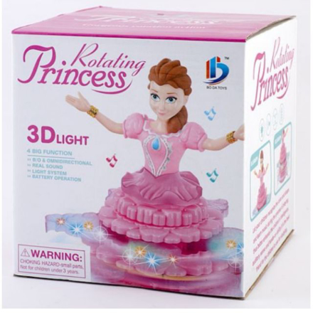 Picture of ROTATING PRINCESS