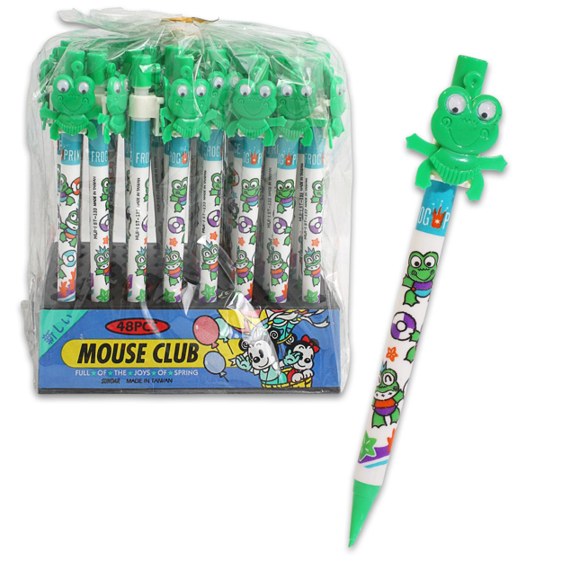 Picture of MECHANICAL PENCIL FROG DESIGN