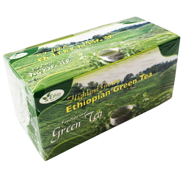 Picture of ADDIS GREEN TEA 50G