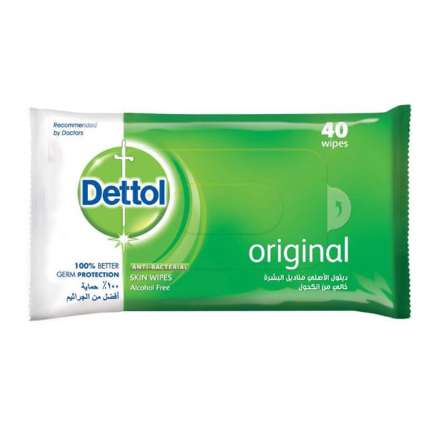 Picture of DETTOL ANTI-BACTERIAL WIPES