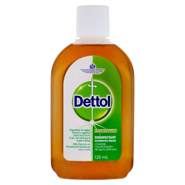 Picture of DETTOL ANTISEPTIC DISINFECTANT 125ML
