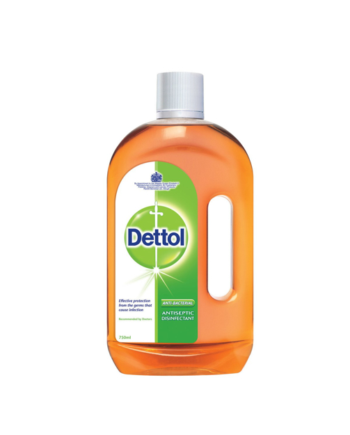 Picture of DETTOL ANTISEPTIC DISINFECTANT 750ML