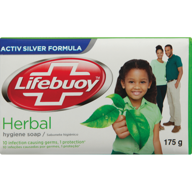 Picture of LIFE BUOY HERBAL 175GM