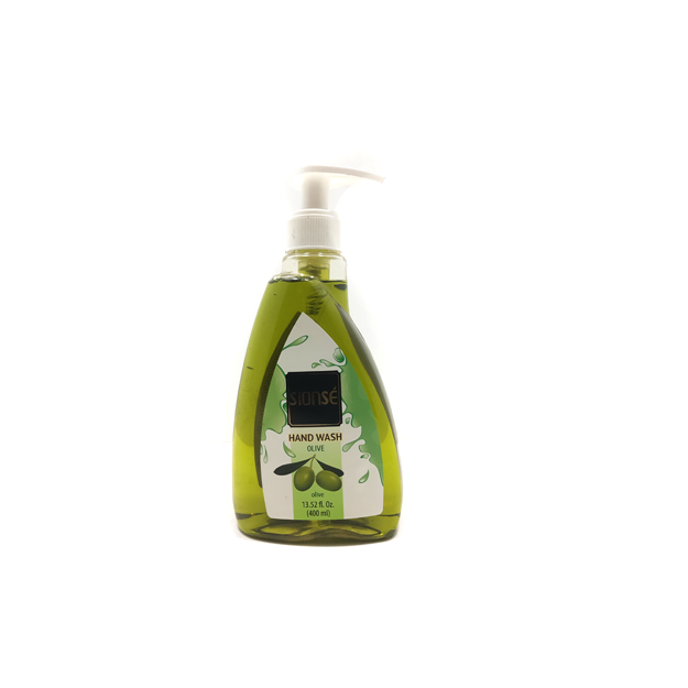 Picture of SIONSE LIQUID HAND WASH OLIVE (400ML)