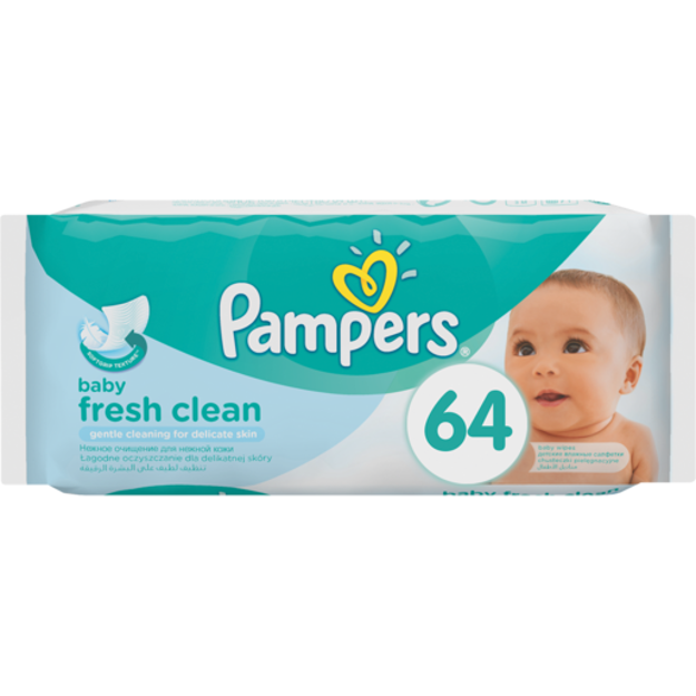 Picture of PAMPERS WIPPER72 64