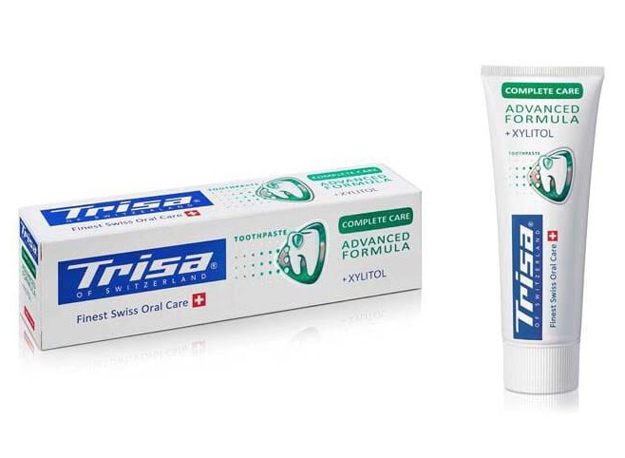 Picture of TRISA COMPLETE CARE TOOTHPASTE 75ML