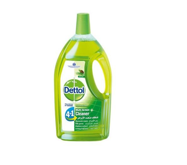 Picture of DETTOL MULTI ACTION CLEANER PINE4IN1 900ML