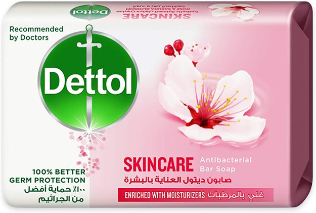 Picture of DETTOL SKINCARE SOAP 165G