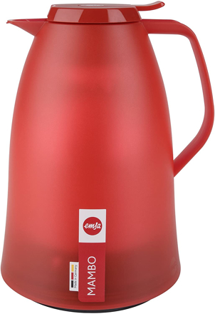 Picture of EMSA MAMBOO JUG 1.5L PINK,RED 514977