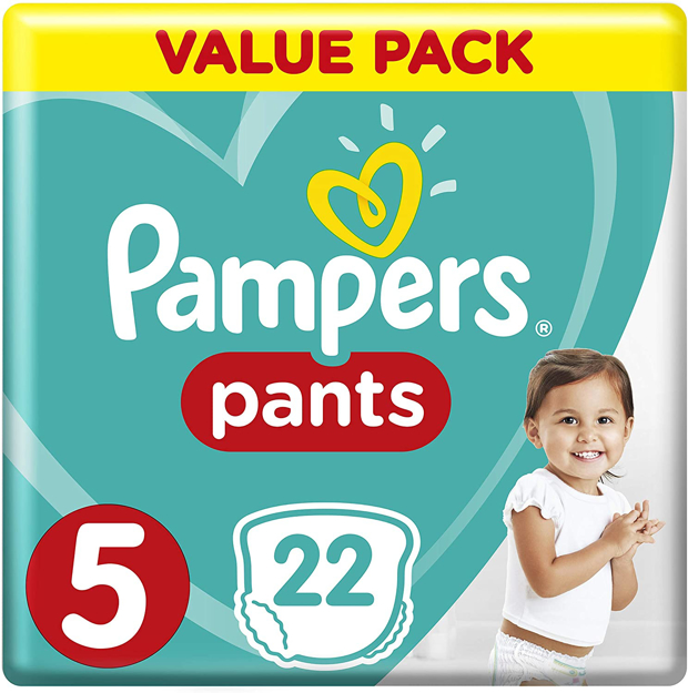 Picture of PAMPERS VALUE PANT JUNIOR5 12-18KG