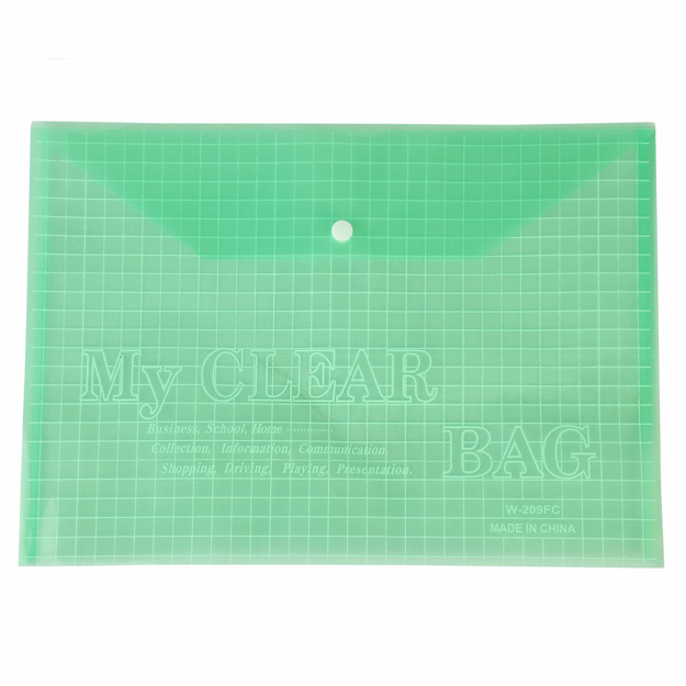 Picture of DOCUMENT BAG  F/S MEMO W-209FC