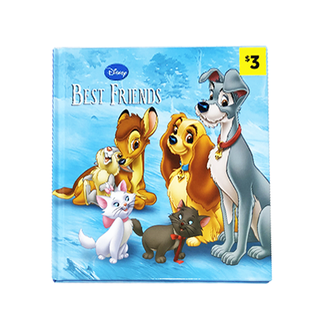 Picture of BEST FRIENDS ASSTD LICENCE STORY BOOK