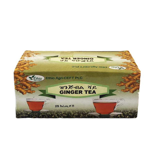 Picture of ADDIS GINGER TEA