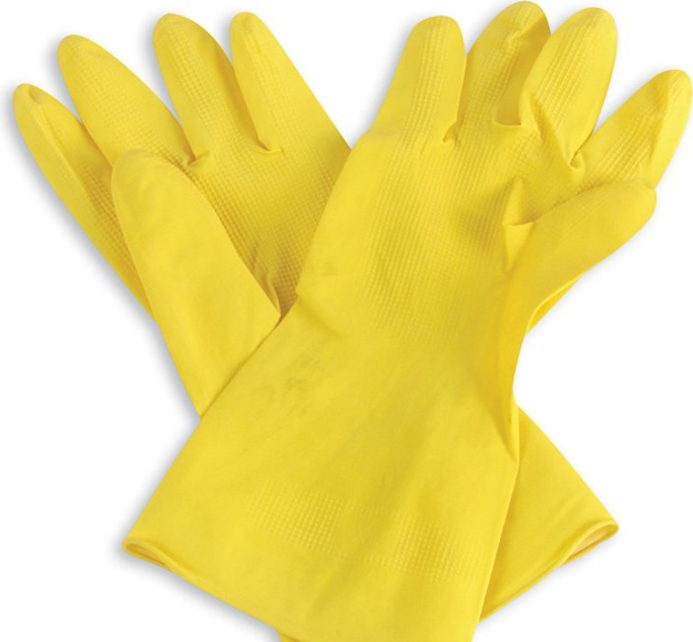 Picture of HEAVY DUTY INDUSTRIAL GILAN GLOVES YENI LARGE