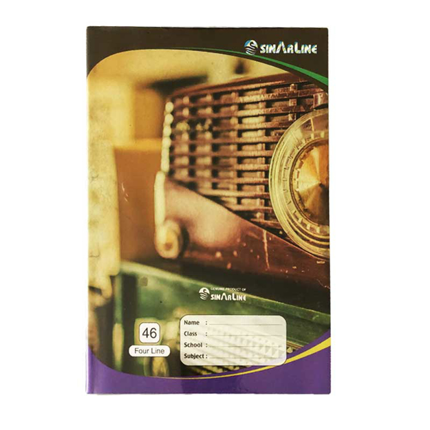 Picture of SINARLINE EX BOOK 46SHEETS EB0176462