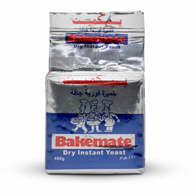 Picture of BAKEMATE DRY INSTANT YEAST 450G