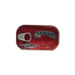 Picture of LIMAO  SARDINES IN VIG. OIL CLUB CAN 125G