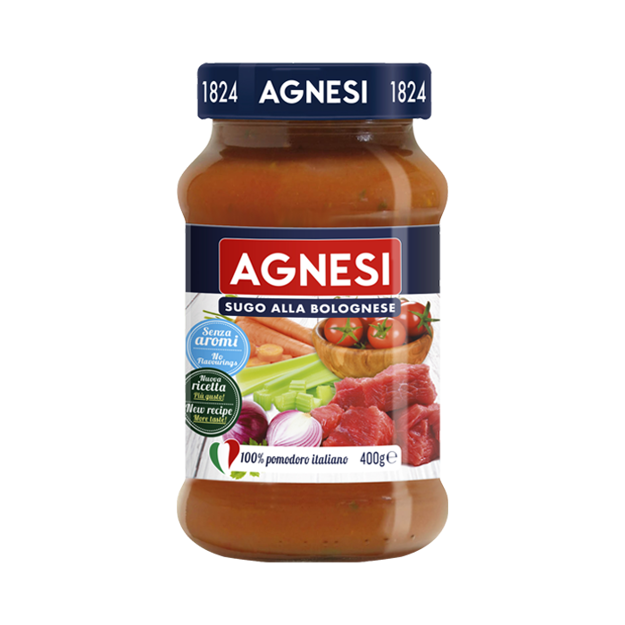 Picture of AGNESI SUGO BOLOGNESE 400G