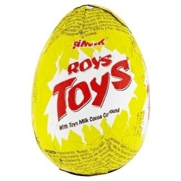 Picture of SIMSEK ROYS TOYS CHOCOLATE 23G