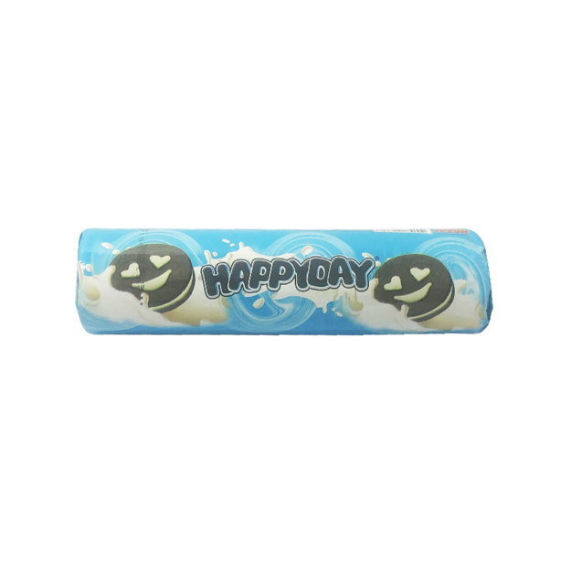 Picture of HAPPYDAY SANDWICH BISCUIT WITH COCOA MILK 190G
