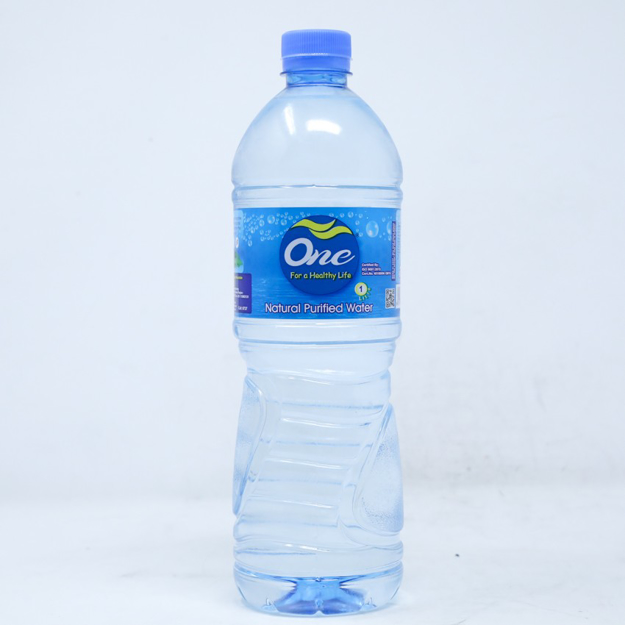 Picture of ONE NATURL PURIFIED WATER 1L