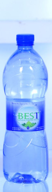Picture of BEST NATURAL PURIFIED WATER 1L