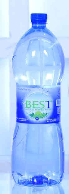Picture of BEST NATURAL PURIFIED WATER 2L