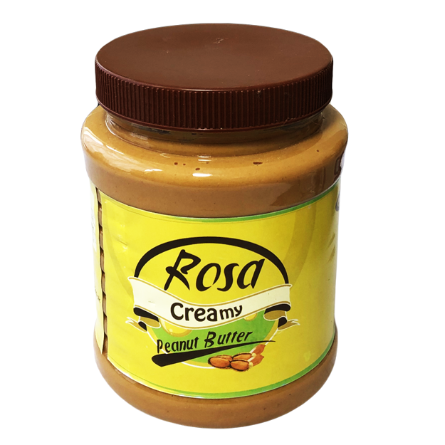 Picture of ROSA CREAMY PEANUT BUTTER 500KG