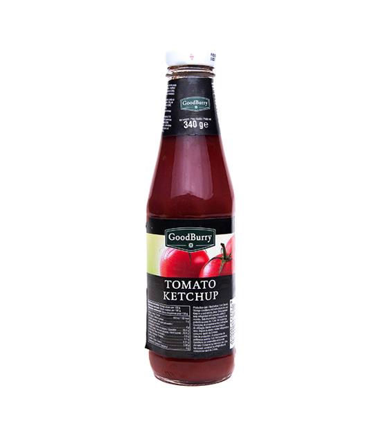 Picture of GOODBURRY TOMATO KETCHUP 340G