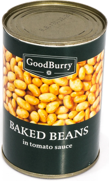Picture of GOODBURRY BAKED BEANS IN TIMATO SAUCE 400G