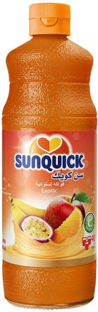 Picture of SUNQUICK EXOTIC  840ML