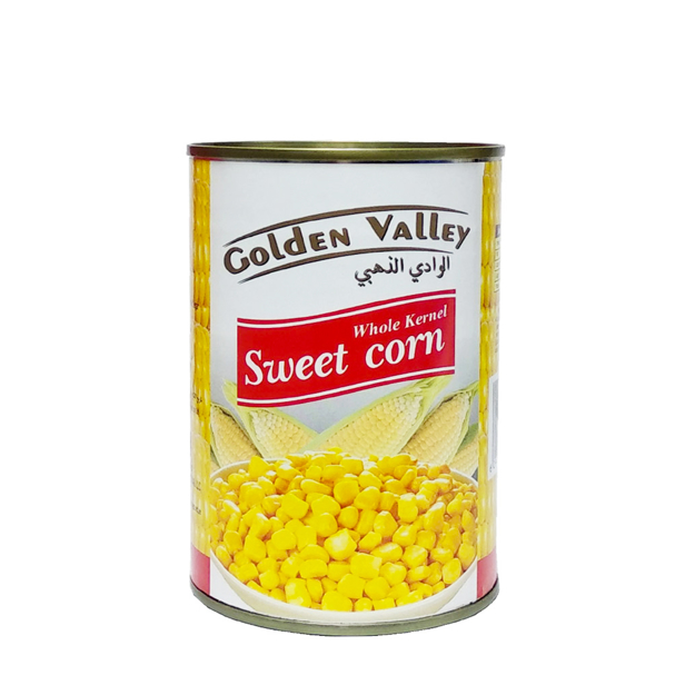 Picture of GOLDEN VALLEY SWEET CORN 400G