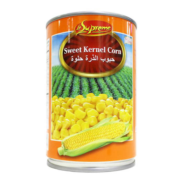 Picture of LE SUPREME SWEET CORN 425G